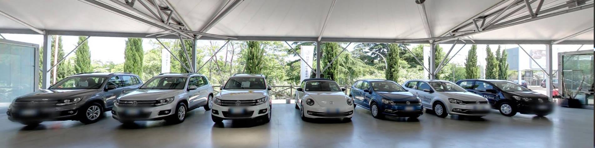 Auto Volkswagen Das WeltAuto