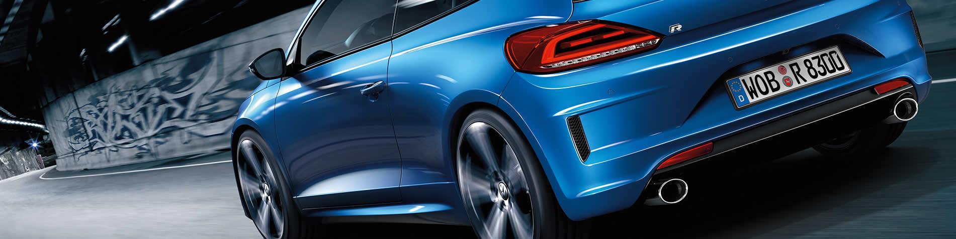Volkswagen Scirocco header